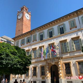A Palazzo Natta nasce Forza Novara e sparisce Forza Italia