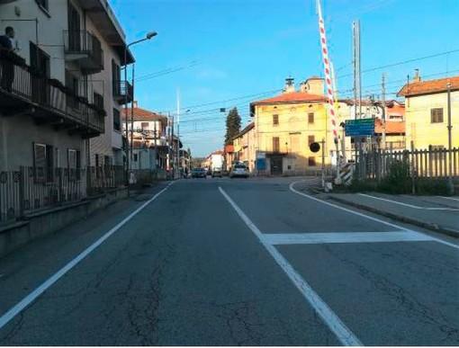 Iniziati oggi a Borgomanero i lavori ai passaggi a livello, possibili disagi per gli automobilisti