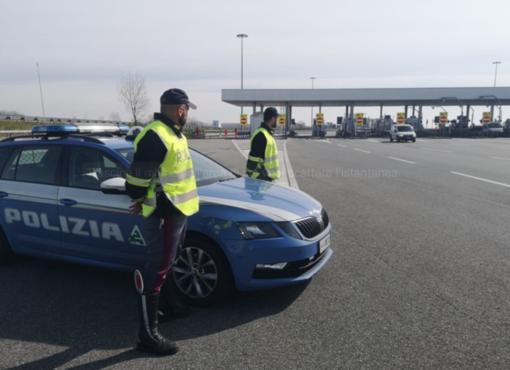 Contromano per 40 km sulla Torino-Milano, con tasso alcolico 6 volte oltre i limiti