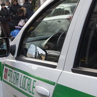 Vigilessa sventa un tentativo di suicidio di un anziano