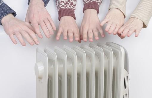 Le scuole di Trecate da oggi possono accendere il riscaldamento