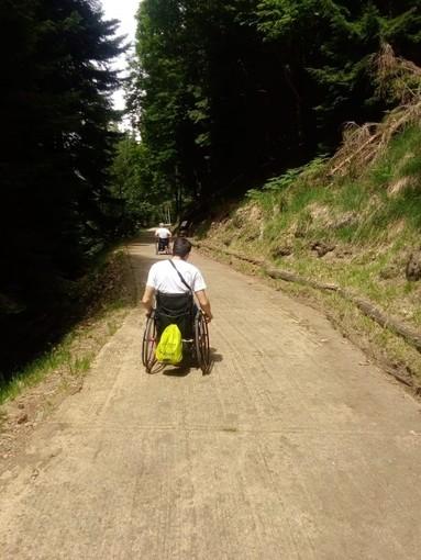 Parco Val Grande, presentato a Caprezzo il 'Sentiero per tutti'