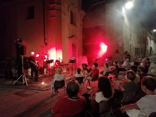 A Bellinzago si è svolta la serata ispirata alla Commedia di Dante