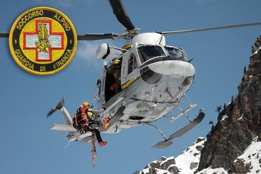 Notizie dal Piemonte. Soccorritore della Guardia di Finanza scivola per 150 metri. Deceduto
