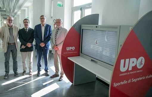 Inaugurato il primo sportello virtuale per gli studenti dell'Upo