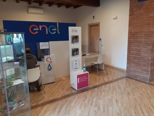 Per la fase 2 riaprono gli spazi Enel Partner