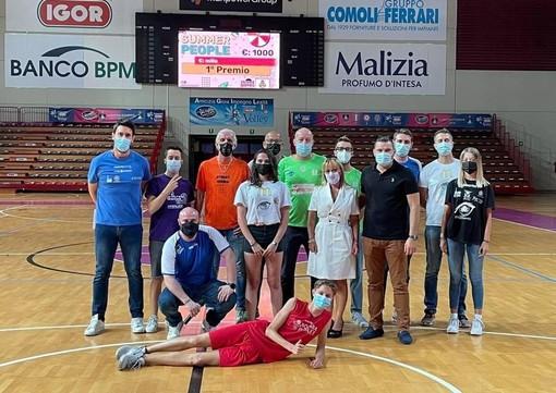 Si sono svolti a Novara gli Street Games al Pala Igor