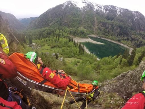 Soccorso alpino, aumentati gli interventi nel 2020 per la Decima delegazione Valdossola