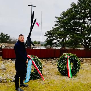 """Atto vandalico al monumento dedicato a Norma Cossetto, De Grandis: """"Questi gesti ci fanno capire che ogni sforzo per raccontare la verità è sempre ben speso"""""""