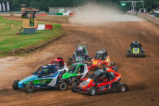 Campionato Europeo Autocross, come sempre un grande spettacolo