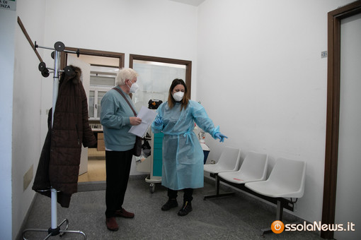 Superati i 17mila vaccinati venerdì in Piemonte