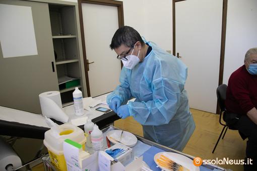 Ieri in Piemonte vaccinate 37.921 persone contro il Covid