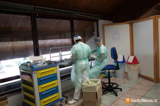 Oltre 19mila piemontesi vaccinati mercoledì