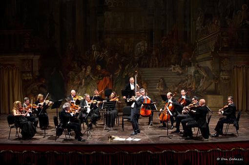 Martedì 17 novembre sarà trasmesso il concerto dei Virtuosi italiani diretti da Alberto Martini