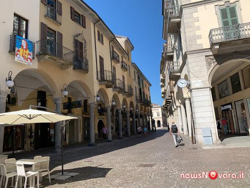 A Novara niente tassa rifiuti sui nuovi dehor di bar e ristoranti