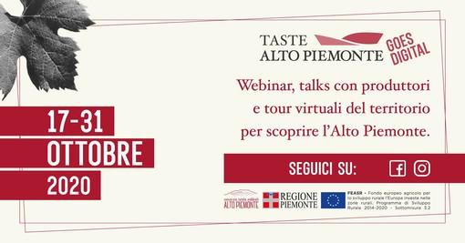 Dal Consorzio di Tutela Nebbioli Alto Piemonte un webinar per conoscere i vini e i territori